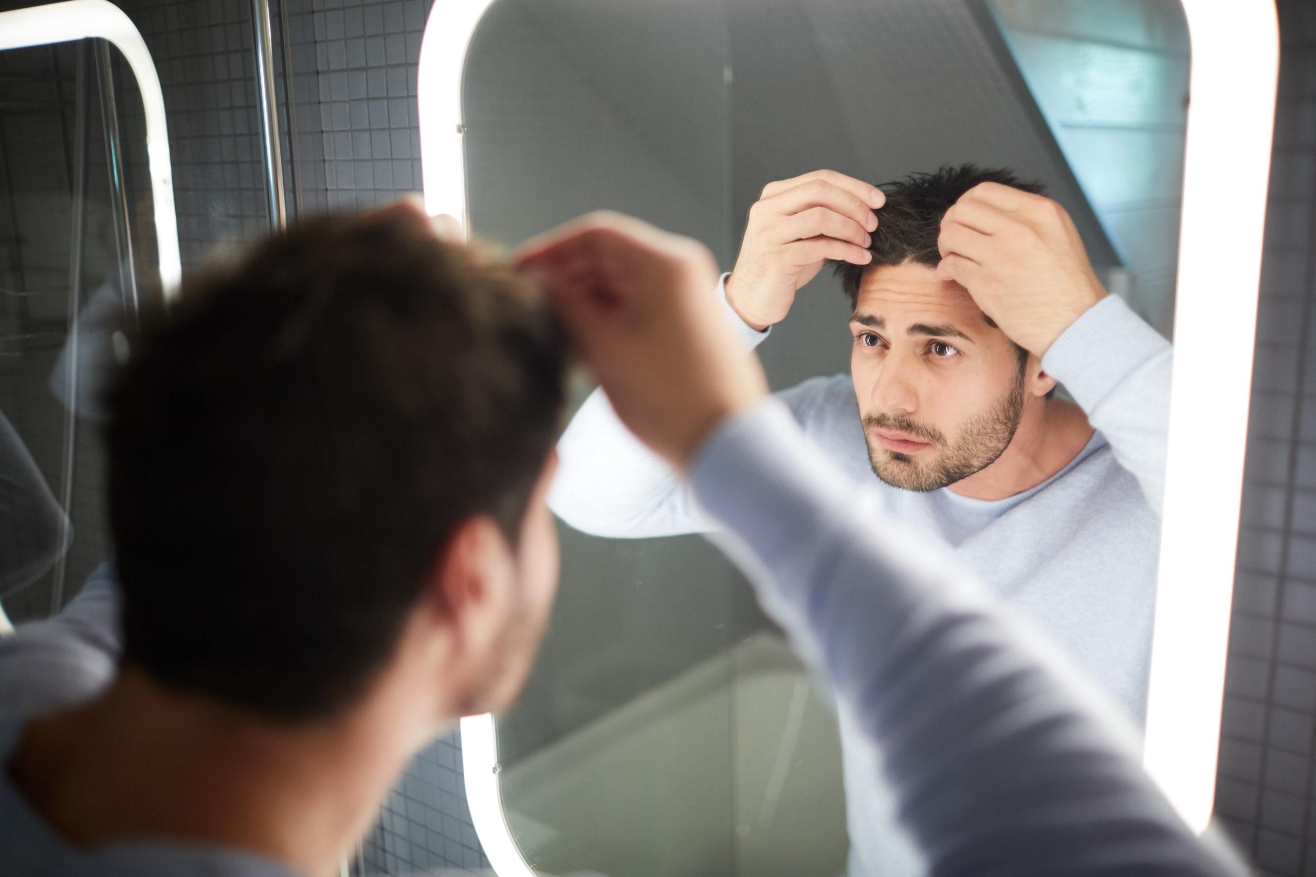 Przyczyny wypadania włosów